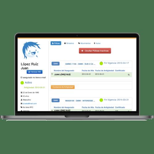 Portal Administrador