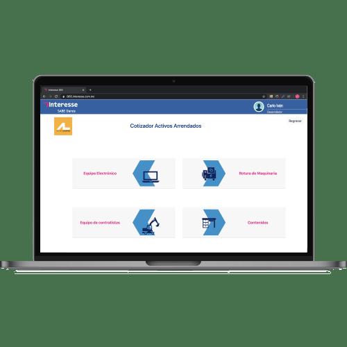 Portal Daños Web
